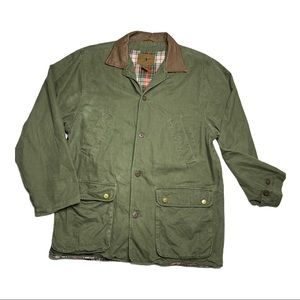 Duck Head Expedition Large Green Jacket Sz L